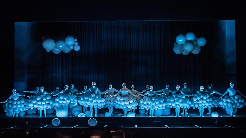 ENO's Orpheus in the Underworld - Credit Clive Barda