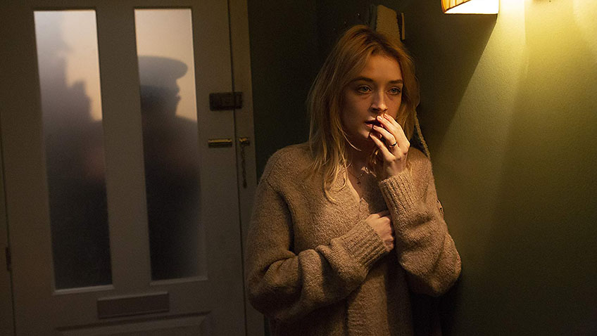 Sarah Bolger is captivating as a Northern Ireland widow in this enjoyable, if familiar, thriller