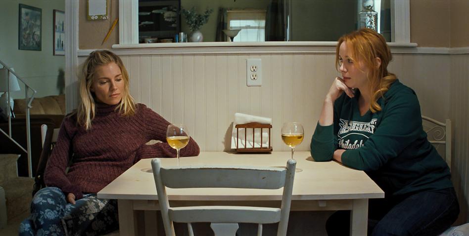 Christina Hendricks and Sienna Miller in American Woman - Credit IMDB