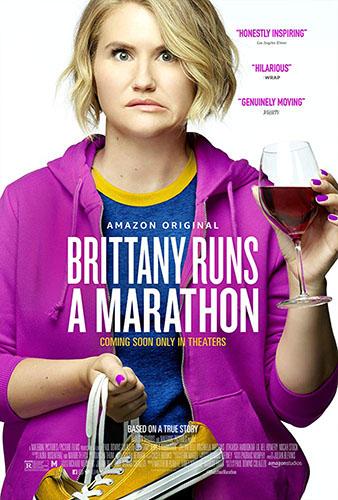 Brittany Runs a Marathon cover - Credit IMDB
