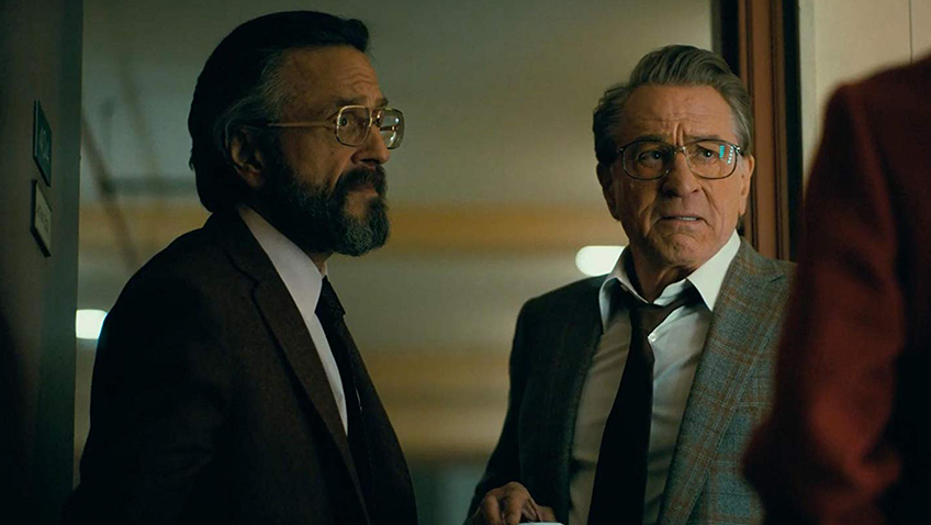 Robert De Niro and Marc Maron in Joker - Credit IMDB