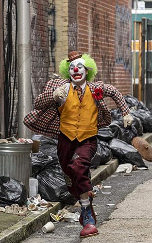 Joaquin Phoenix in Joker - Credit IMDB
