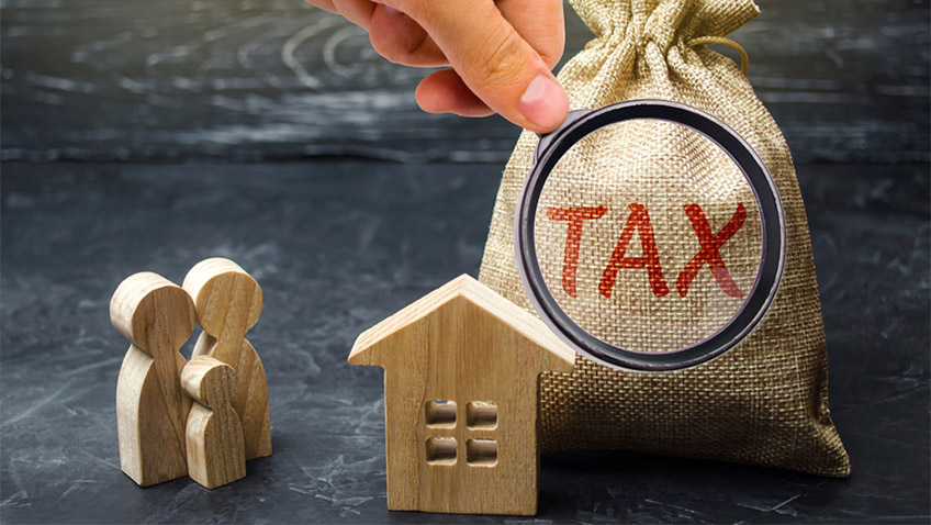 Inheritance tax take on the increase