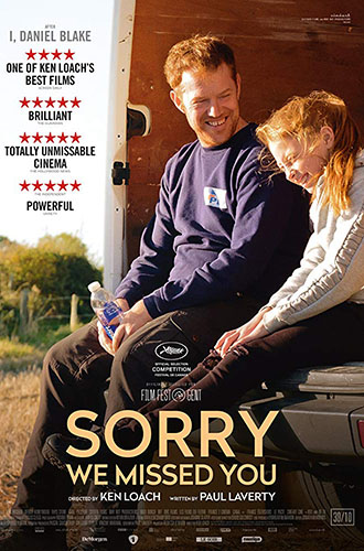 Sorry I Missed You cover - Credit IMDB