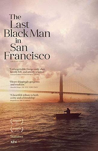 The Last Black Man in San Francisco cover - Credit IMDB