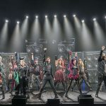 Infinite varieties of impressive costumes and choreography
