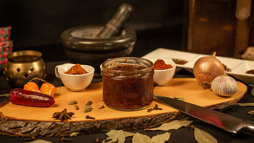 Have you tried making home-made chutney?