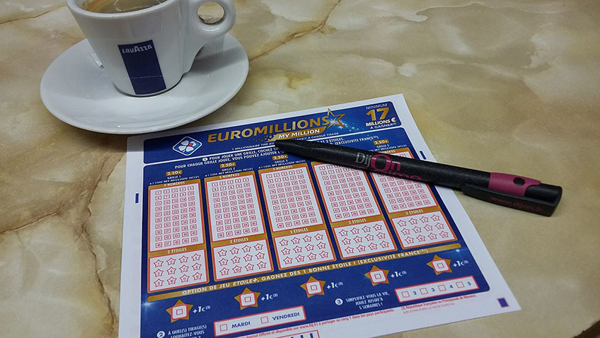 Lottery EuroMillions - Free for commercial use No attribution required - Credit Pixabay