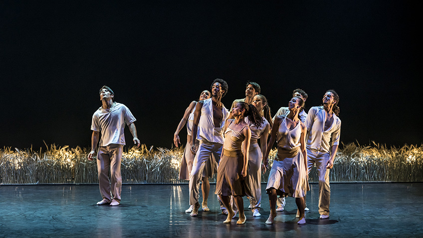 Paysage, Soudain, la nuit - Acosta Danza - Credit Johan Persson
