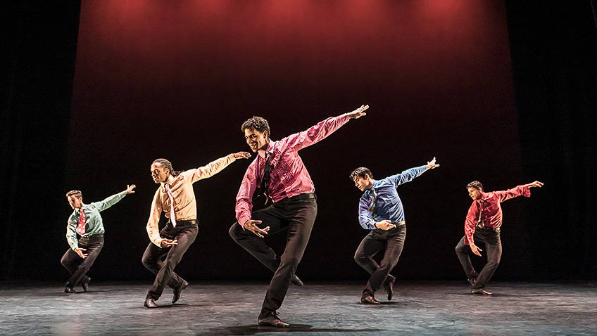 Rooster - Acosta Danza - Credit Johan Persson