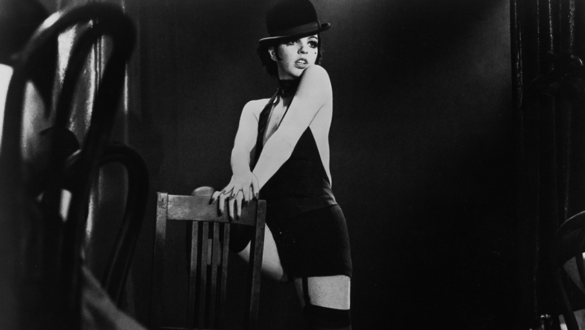 Liza Minnelli in Cabaret - Credit IMDB