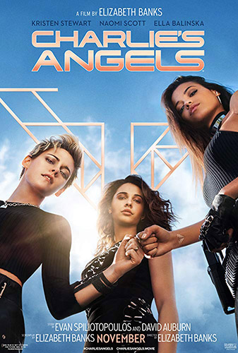 Charlie's Angels cover - Credit IMDB