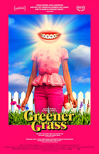 Greener Grass cover - Credit IMDB