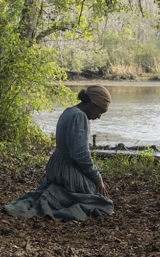 Cynthia Erivo in Harriet - Credit IMDB
