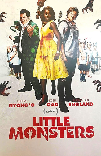 Little Monsters cover - Credit IMDB
