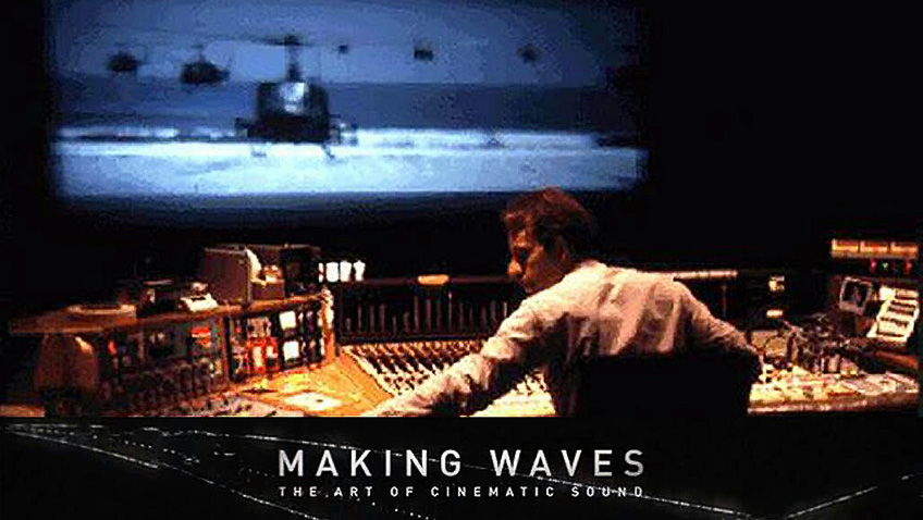 An entertaining history of the development of cinematic sound in the USA