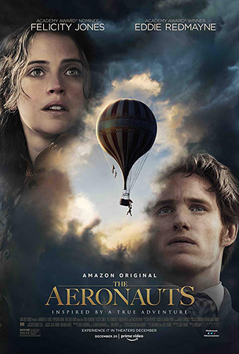 The Aeronauts cover - Credit IMDB