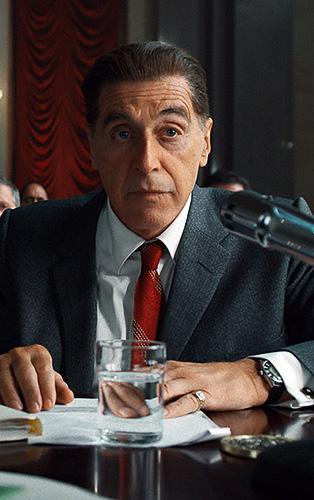 Al Pacino in The Irishman - Credit IMDB