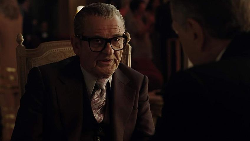 Joe Pesci in The Irishman - Credit IMDB