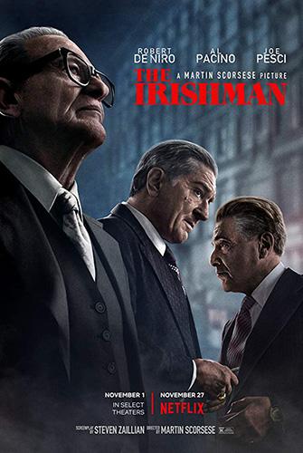 The Irishman cover - Credit IMDB