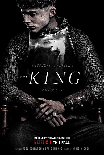 The King cover - Credit IMDB