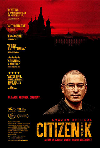 Citizen K cover - Credit IMDB