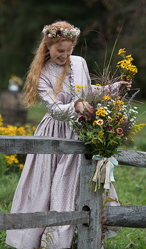 Eliza Scanlen in Little Women - Copyright 2019 CTMG, Inc. - Credit IMDB