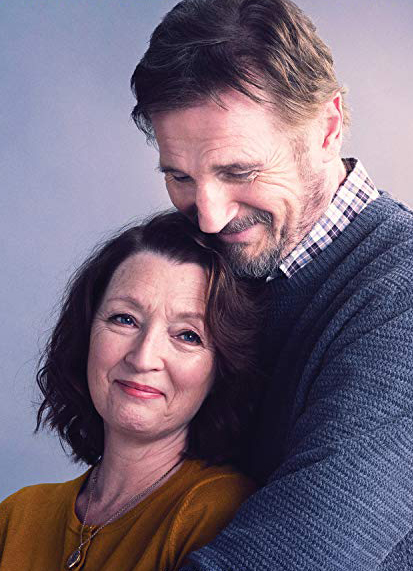 Liam Neeson and Lesley Manville in Ordinary Love - Credit IMDB