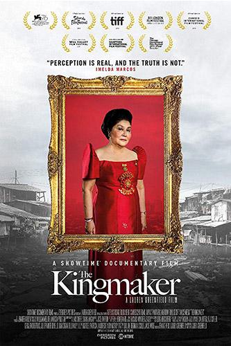 The Kingmaker cover - Credit IMDB