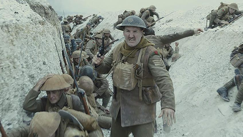 John Hollingworth in 1917 - Credit IMDB