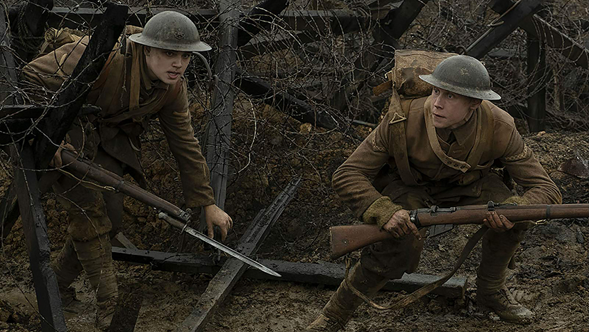 Sam Mendes brings his grandfather's war stories to the screen