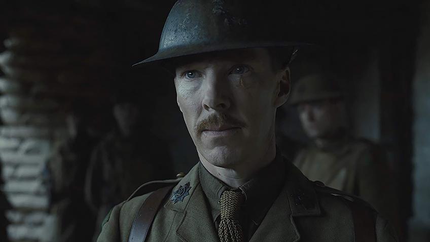 Benedict Cumberbatch in 1917 - Credit IMDB