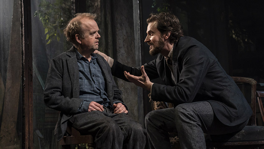 Toby Jones takes centre stage in Chekhov revival