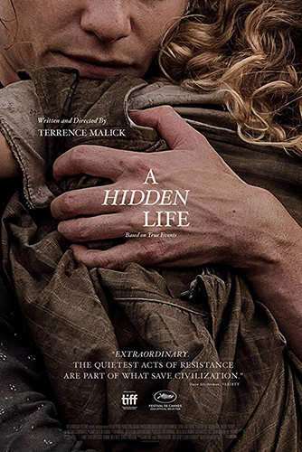 A Hidden Life cover - Credit IMDB