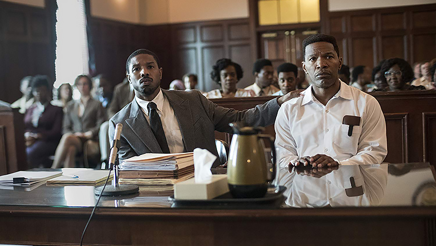 The death penalty and racism go on trial in this true courtroom drama