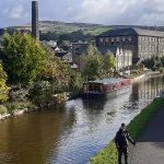 Burnley to Leeds & beyond. Nigel Heath continues his epic cross Britain walk