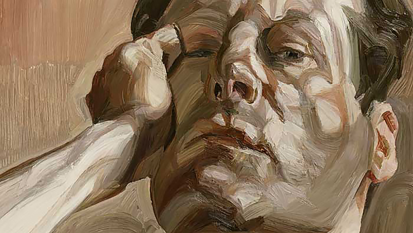The portrait artist as subject: Lucian Freud's place in history