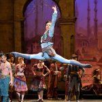 Virtuoso dancing by English National Ballet