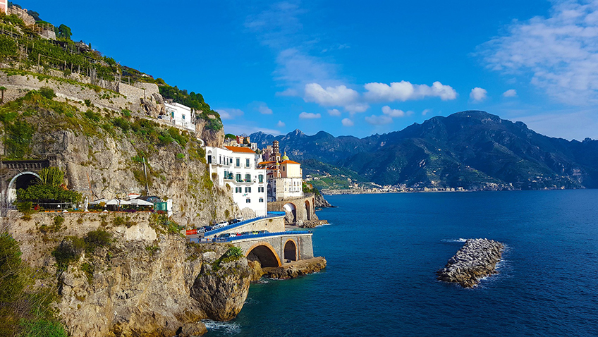 Amalfi Coast - Atrani - Italy - Free for commercial use No attribution required - Credit Pixabay