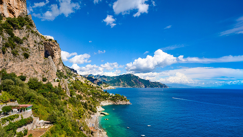 Hidden gems on the Amalfi Coast