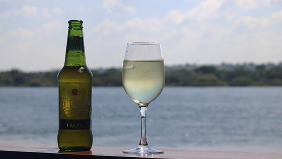 The wine that's also a beer