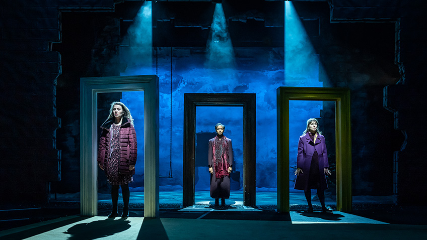 A radical new version of Ibsen's A Doll House