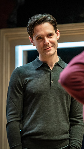 Luke Norris in Nora: A Doll's House - Credit Marc Brenner