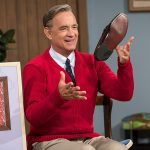 Tom Hanks' transformation into Fred Rogers is as creepy as his character