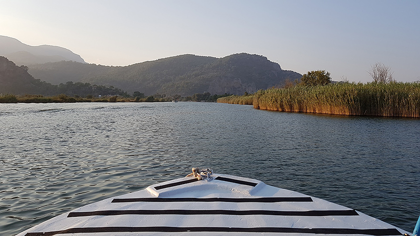 Dalyan River - Turkey - Free for commercial use No attribution required - Credit Pixabay