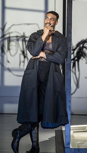 Soloman Howard in Luisa Miller - Credit Tristram Kenton