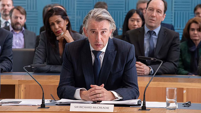 Steve Coogan in Greed - Credit IMDB