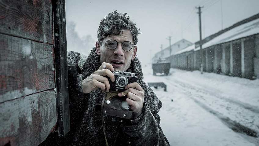 Fake news thrives in Agnieszka Holland's fascinating, if flawed, biopic of an unsung Welsh hero