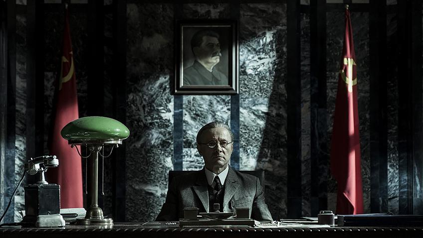Krzysztof Pieczynski in Mr. Jones - Credit IMDB
