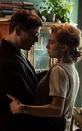 James Norton and Vanessa Kirby in Mr. Jones - Credit IMDB
